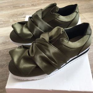 Sneakers Olive